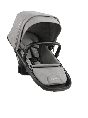 Nuna DEMI grow sibling seat + raincover