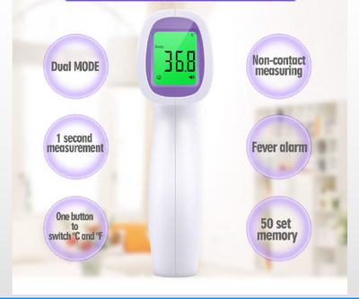 Contactless Infrared Body Thermometer