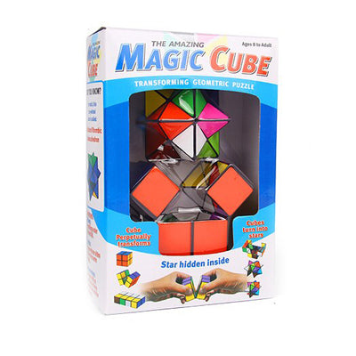 Magic Infinity Star Cube