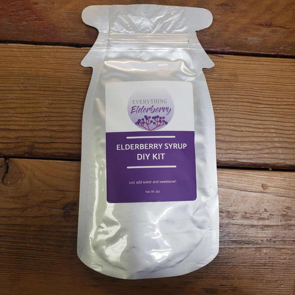 Everything Elderberry DIY Syrup Kit