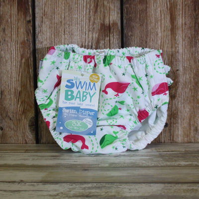 My Swim Baby Swim Diaper – 3x Wilma the Whale – Summer Blowout FINAL SALE