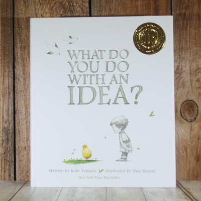 What Do You Do With An Idea – Summer Blowout FINAL SALE