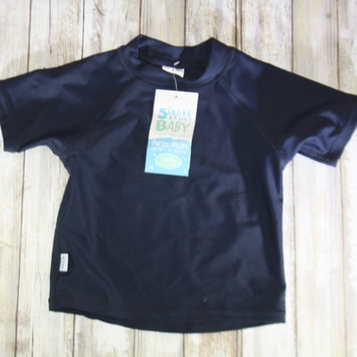 My Swim Baby Rash Guard L/18mo Navy – Summer Blowout FINAL SALE