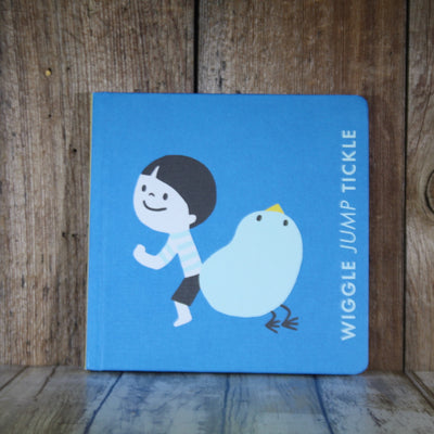 Wiggle Jump Tickle Book – Summer Blowout FINAL SALE