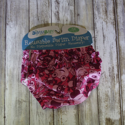 My Swim Baby Swim Diaper – 3XL Hopping Holly – Summer Blowout FINAL SALE