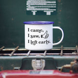 Enamel Co. Coffee Mug