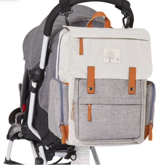 New England Diaper Bag Backpack