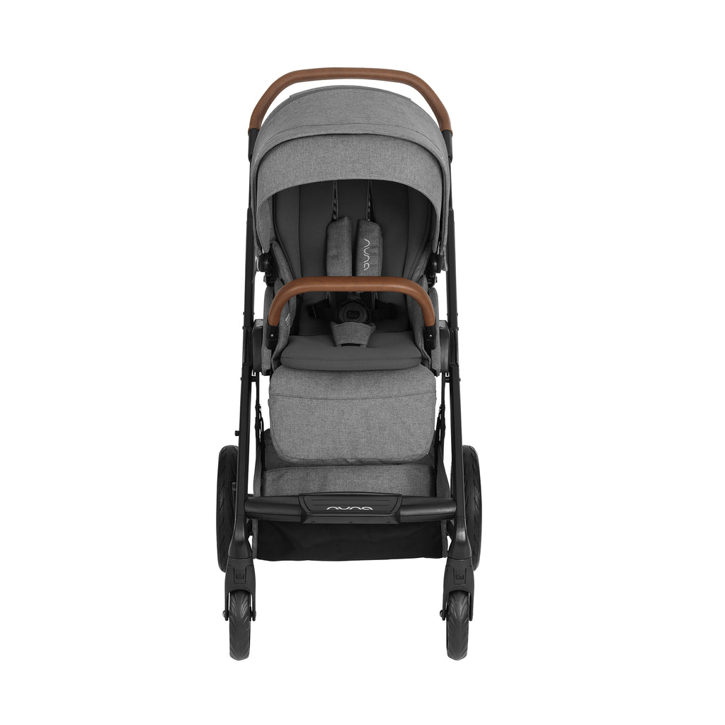 Nuna MIXX stroller + ring adapter