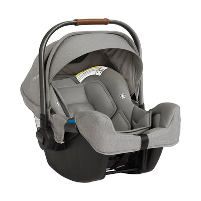 Nuna PIPA + base car seat set