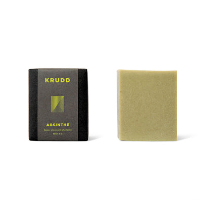 KRUDD Soap & Shampoo Bar