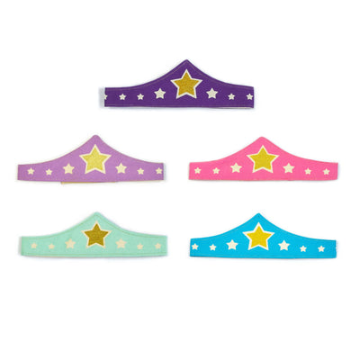 Lovelane Designs Pink Super Tiara