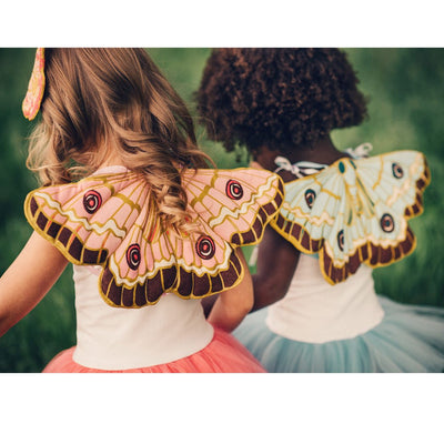 Lovelane Designs Pink Butterfly Wings