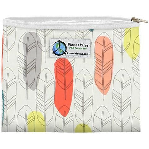 Planet Wise Zipper Sandwich Bag