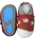 Soft Rubber Sole Outdoor Shoes