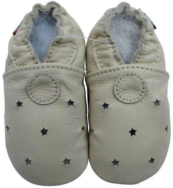 Soft Sole Leather Shoes 0-6 month