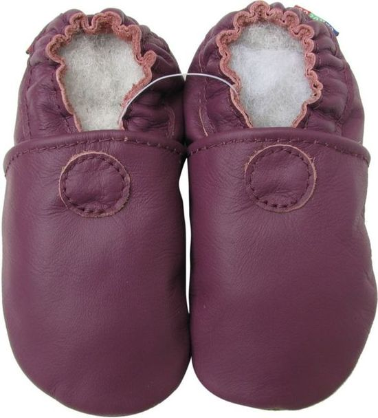 Soft Sole Leather Shoes 6-12 Month