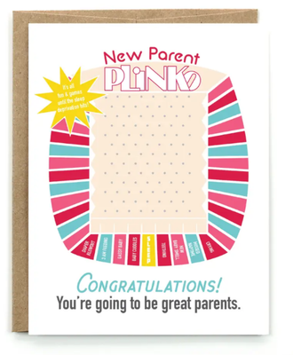 Public School Paper Co. Greeting Card