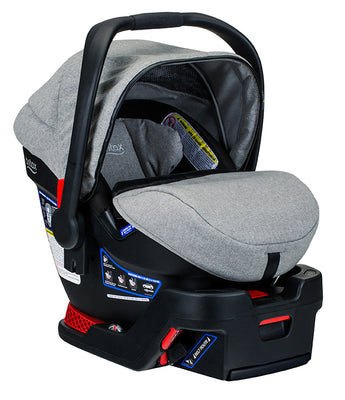 Britax B Safe 35 Elite Nanotex Infant Car Seat