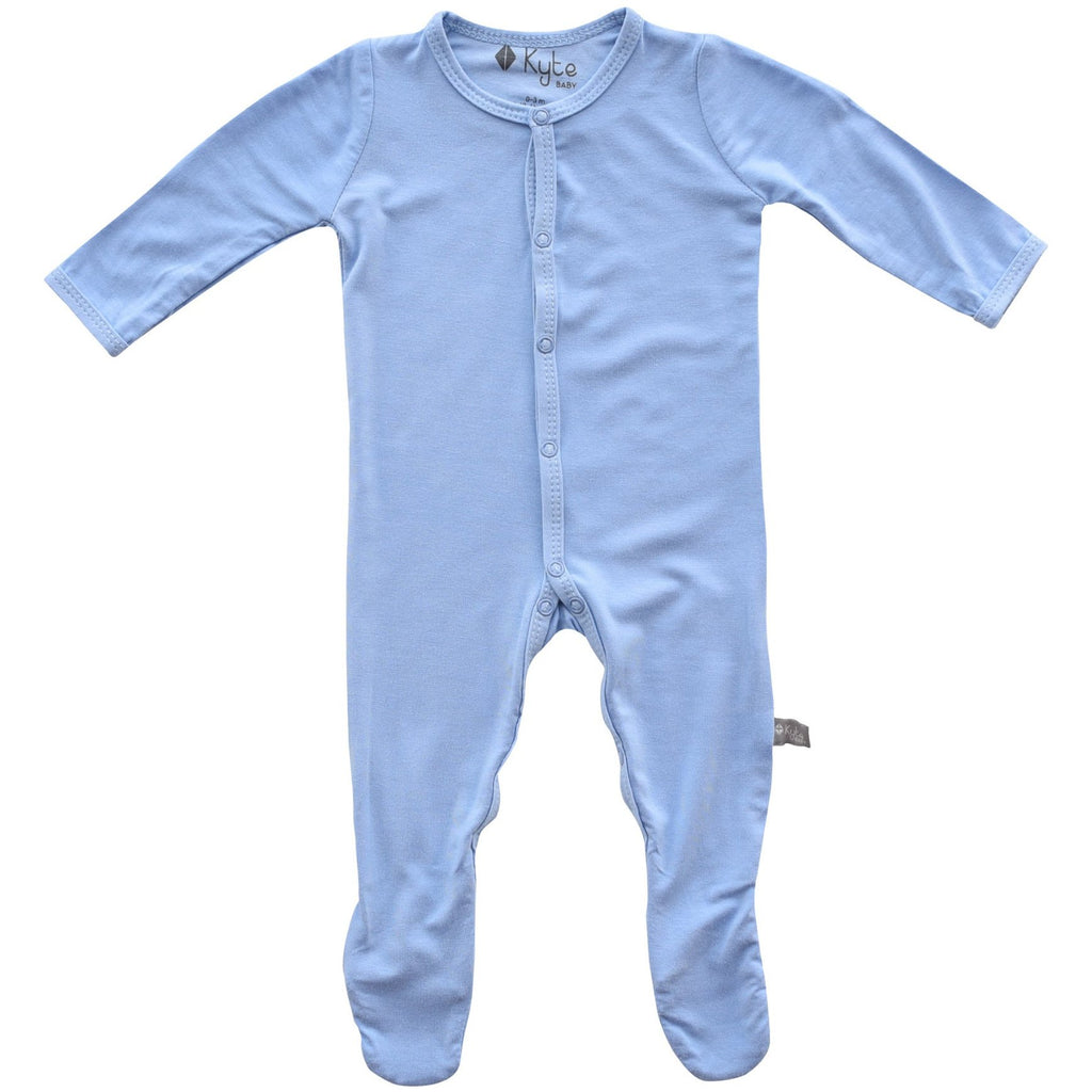 Kyte Baby Solid Footie