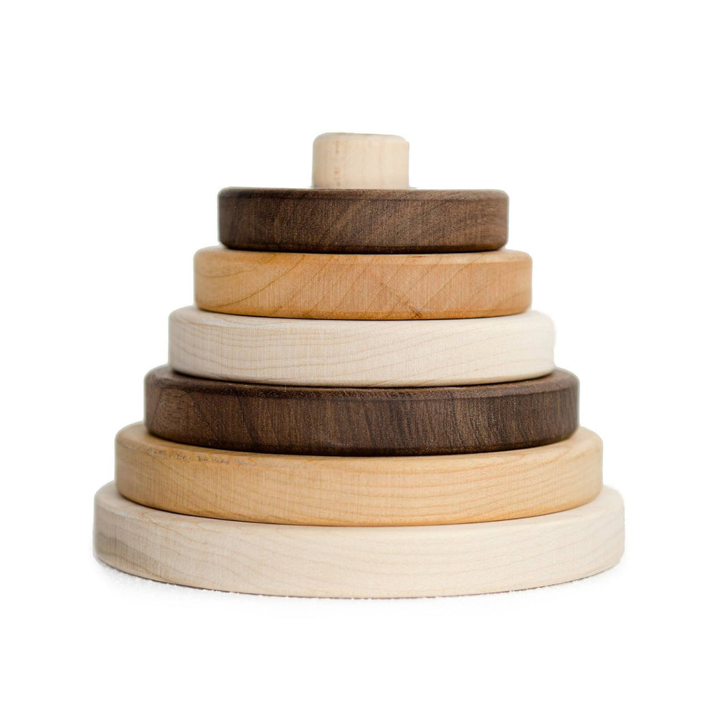 Little Saplings Circle Sapling Stacker Toy
