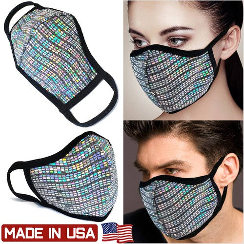3D Print Fabric Face Mask