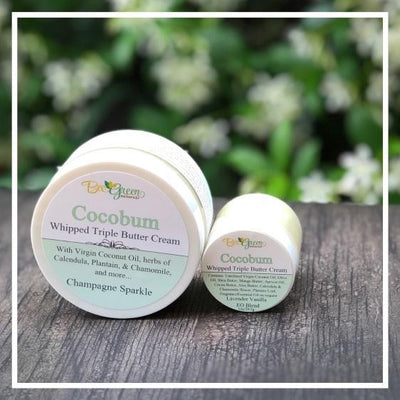 Bee Green Naturals Cocobum Samples