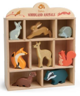 Tender Leaf Toys Woodland Animals