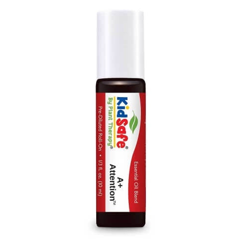 Plant Therapy Kid Safe Essential Oils - A+ Attention Rollon