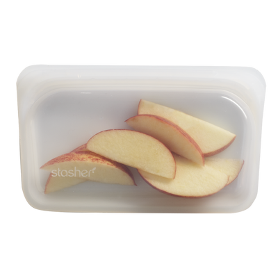 Stasher Reusable Silicone Snack Bag