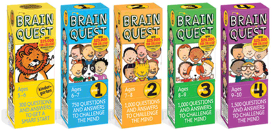 Brain Quest Card Decks