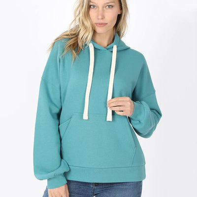 Cell Pocket Hooded Sweatshirt