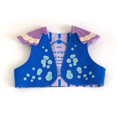 Lovelane Designs Mermaid Vest