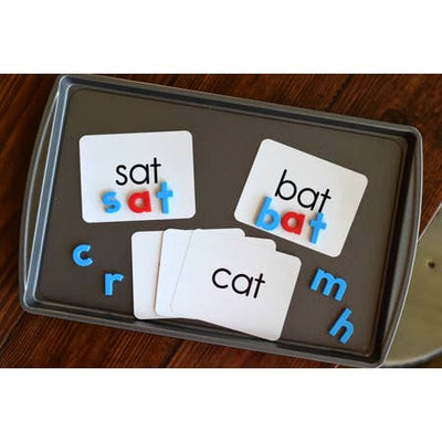 Kindergarten Toolkit - The Word Family Flashcard Set