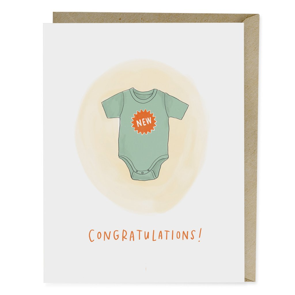 Emily McDowell New Baby Greeting Cards