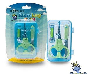 Lizard King Baby Nails Clippers Manicure Set
