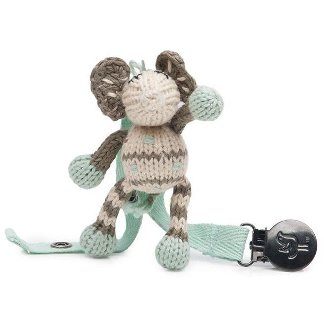Finn & Emma Pacifier Holder