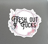 Sweary Stickers