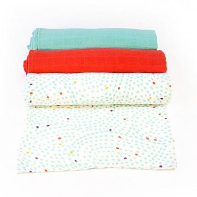 Bumgenius Genius Series Swaddle Set