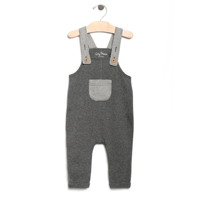 City Mouse - Stripe Pocket Overalls