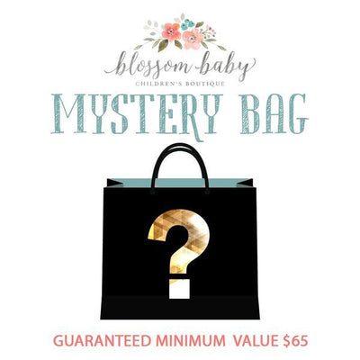 "Birthday Mystery Bag #22  - Pre-K/K Learning ""Boy"""