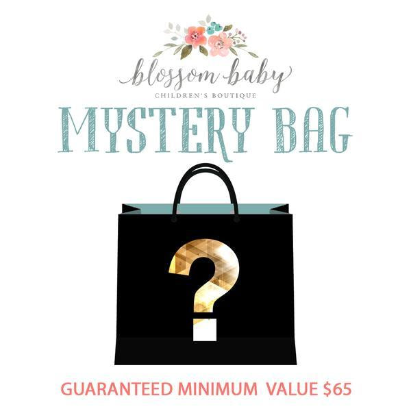Birthday Mystery Bag #09 - Cloth Diapering!
