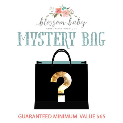 Mystery Bag #9 (Infant Cloth)