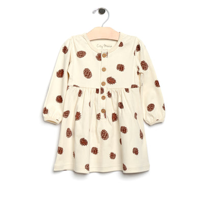 City Mouse - Pine Cone Dress