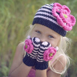 Huggalugs Knit Mittens