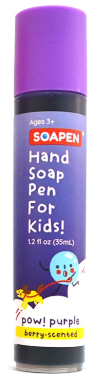 Soapen Hand Soap Pen for Kids!