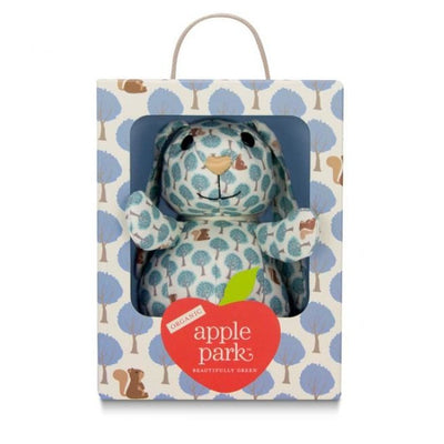 Apple Park Patterned Bunny