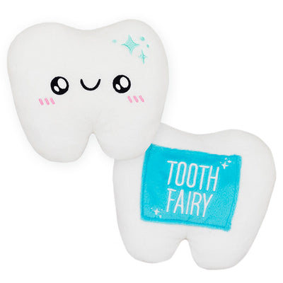Squishable Tooth Pillow with Pocket