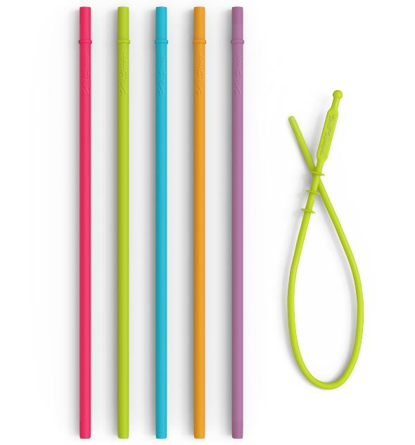 Softy Straws Silicone Straws
