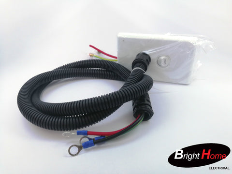 Hot Water Kit 25A