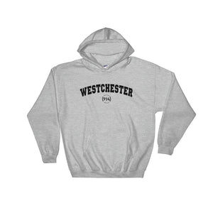 Signature Westchester Grey Hooded Sweatshirt